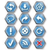 Set oceny dla miejsca Obraz Stock
