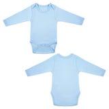 Set odziewa dla dzieci i dzieci, odosobnienie Obrazy Royalty Free