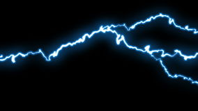 Free Set Of 6 Electric Arcs And Lightnings. HD 1080p. Loop-able Royalty Free Stock Photography - 77406537
