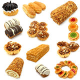 Set Of Cookies Royalty Free Stock Image