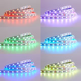 Set Of Diode Strip. Led Lights Tape Royalty Free Stock Photography