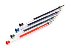 Free Set Of Gel Pens Stock Photo - 13500840