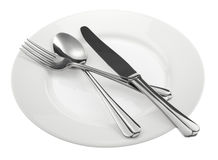 Set Of Kitchen Object Stock Photography