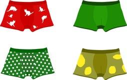 Free Set Of Men S Underpants Stock Photos - 35258673