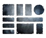Free Set Of Metalic Elements Stock Images - 86329054