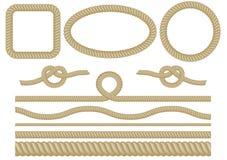 Free Set Of Rope Stock Image - 42939861