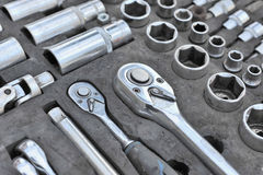 Set Of Tools Stock Image