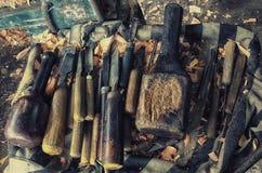 Free Set Of Wood Chisel Stock Image - 82172791