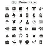 Set Office and Business icons Stock Photos