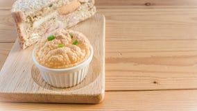 Set of Omelete Souffle Stock Photography