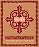 Set of Oriental Design Elements. Including Vector Format vector illustration
