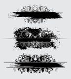 Set of ornamental elements Stock Photography