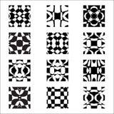 Set oryginalni projektów elementy - Obraz Royalty Free