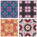 Set of patterns Stock Photos