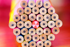 Set of pencil Royalty Free Stock Photo