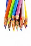 Set pencils Stock Image