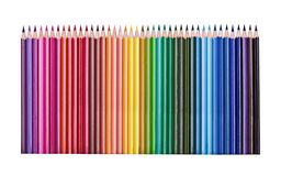 Set of pencils Stock Photography
