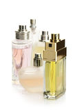 Set of perfumes Stock Images