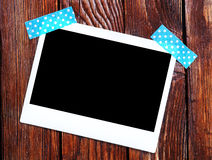 Set of photo frames Royalty Free Stock Image