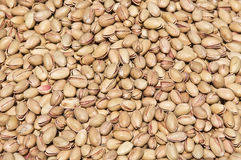 Set of pistachio nuts Stock Image