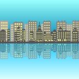 Set of pixel small building vector illustration