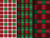 Set of plaid patterns, tartan,seamless,Vector illustrations. Set of plaid patterns, tartan,seamless vector illustration