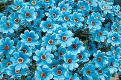 Set of  plastic flower Royalty Free Stock Photos