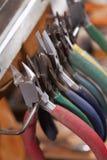 Set of pliers Stock Photo