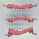 Set powitanie faborki dla twój teksta Fotografia Royalty Free