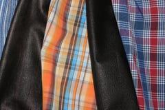Set próbki projektant mody Zdjęcia Stock