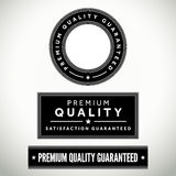 Set of  premium quality badges Stock Photos