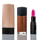 Set of professional makeup Royalty Free Stock Photography