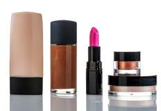 Set of professional makeup Royalty Free Stock Photos
