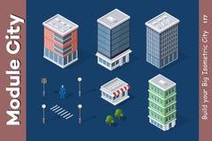 Set projektów przedmioty ilustracja wektor