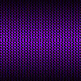 Set 8 purple carbon fiber mesh on gray metal plate. Set 8. purple carbon fiber mesh on gray metal plate. background and texture. 3d illustration Royalty Free Stock Photos