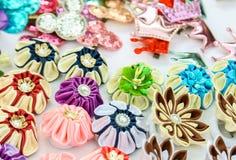 Set różne barwione szpilki Obraz Royalty Free