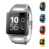 Set of realistic smart watches Stock Photos
