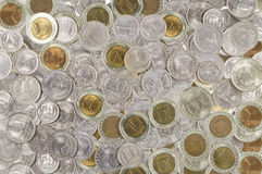 Set of the Russian coins Stock Photography
