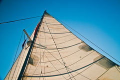 Set Sails Royalty Free Stock Images