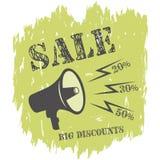Set of sale design elements Royalty Free Stock Images