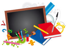 Set school Stock Photography