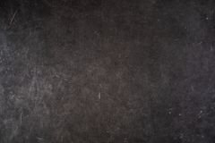 Set of scratches on a gray grungy surface royalty free stock image