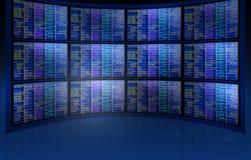 Set of screens Stock Photo