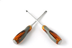 Set of screwdrivers. Stock Photography