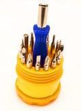 Set of screwdrivers Royalty Free Stock Photos