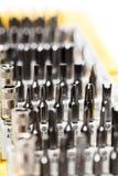 Set of screwdrivers Royalty Free Stock Image