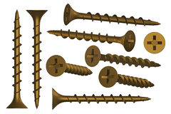Set screws Stock Images