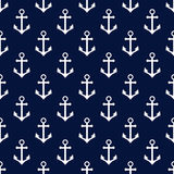 Set of sea and nautical seamless patterns. Vector illustration. Set of sea and nautical seamless patterns. Vector illustration nautical pattern abstract textile Royalty Free Stock Images