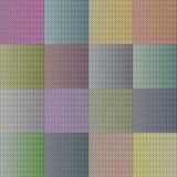 Set of seamless patterns Royalty Free Stock Photo