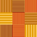 Set of seamless textures stock illustration